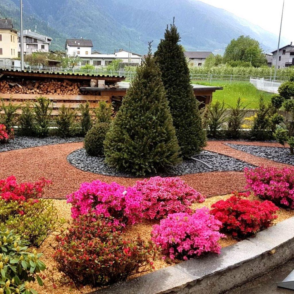 Giardino dei colori - Mazzo di Valtellina