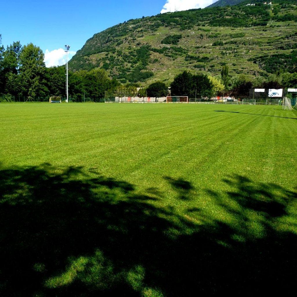 campo sportivo - Sondrio