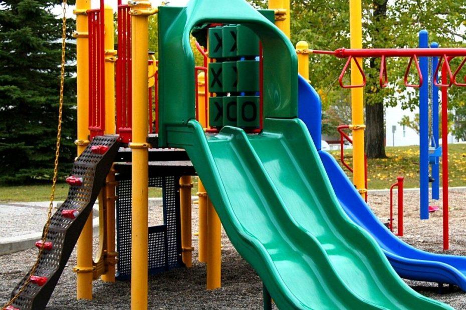 realizzazione parchi giochi